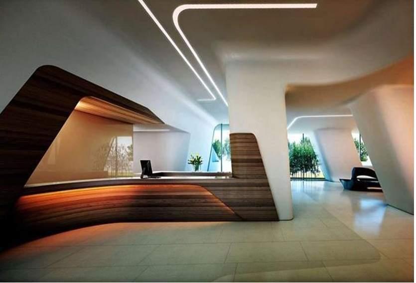 دانلود پاورپوینت بررسی فضا در معماری