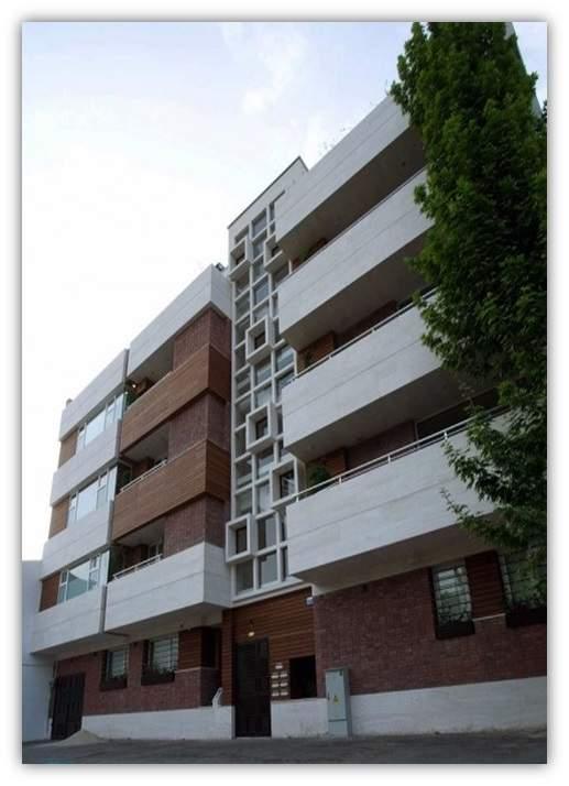دانلود پاورپوینت بررسی آپارتمان شماره دو (نمونه مشابه مسکونی)