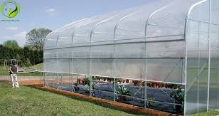 اصول طراحی و ساخت گلخانه